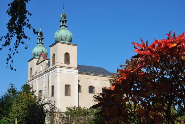 hřbitovní (zámecký) kostel sv. Anny
